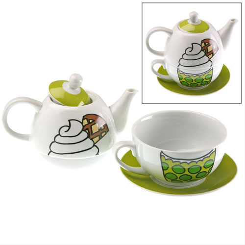 set de te y taza original