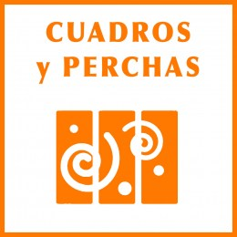 Cuadros y Perchas para Decorar Paredes