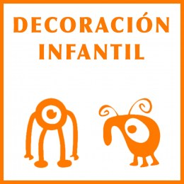 Decoracion y Regalo Infantil