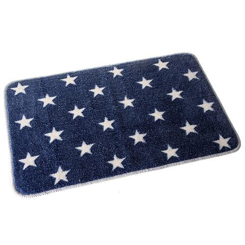 Cortinas y alfombras alfombra ba o estrellas - Alfombras bano originales ...