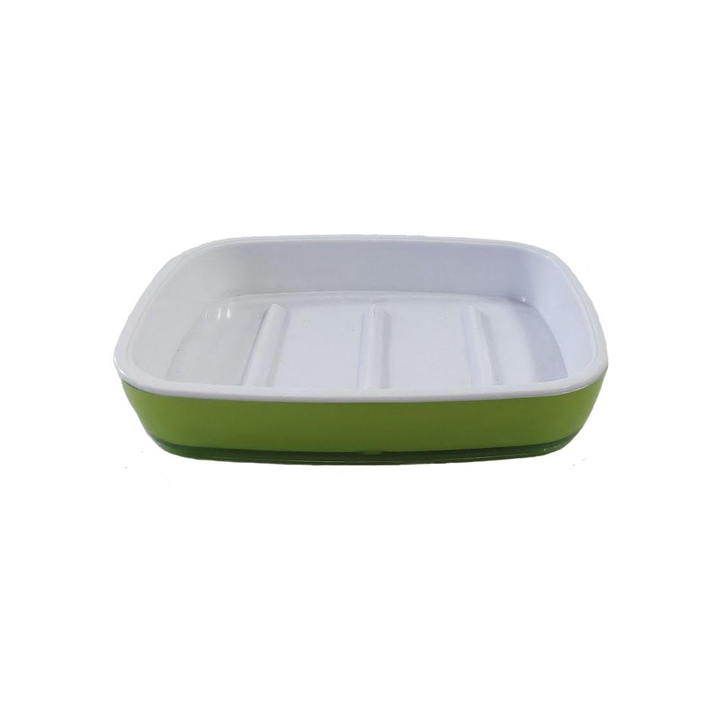 Dosificadores y Jaboneras   Jabonera Acrílica Verde 5d6c73752663