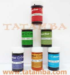 Colorante Pasta Sugarflair 25g
