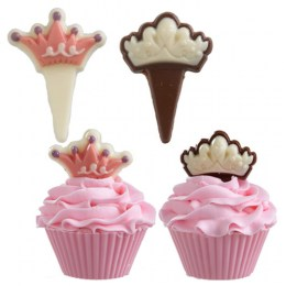 Molde Candy & Chocolate Princesas