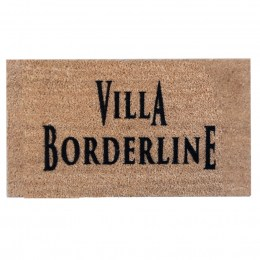 Felpudo Frase Villa Borderline