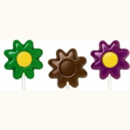 Molde Candy & Chocolate Flores