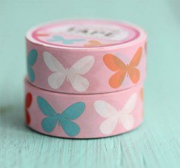 Set 2 Washi Tape Mariposas