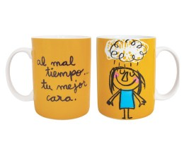 Taza Original Optimista