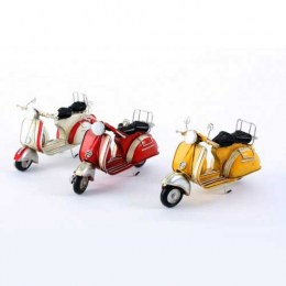 Vespa Color Dos Sillines