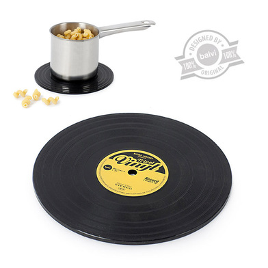 Salvamantel Disco Vinilo