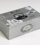 Caja Metal PostCard