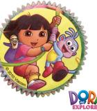 Capsulas Dora Cupcakes