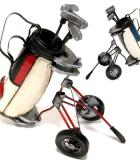 Carrito Golf Metal