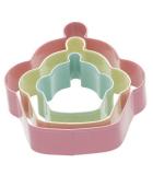 Set 3 Cortadores Cupcakes