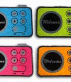 Felpudo Reproductor MP3