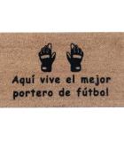 Felpudo Fútbol Portero