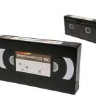 Hucha Cinta de Video VHS
