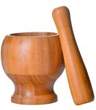 Mortero Bambú