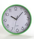 Reloj 25 cm Verde