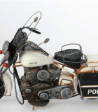 Replica Harley Policia Metal