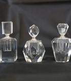 Set 3 Perfumeros Cristal